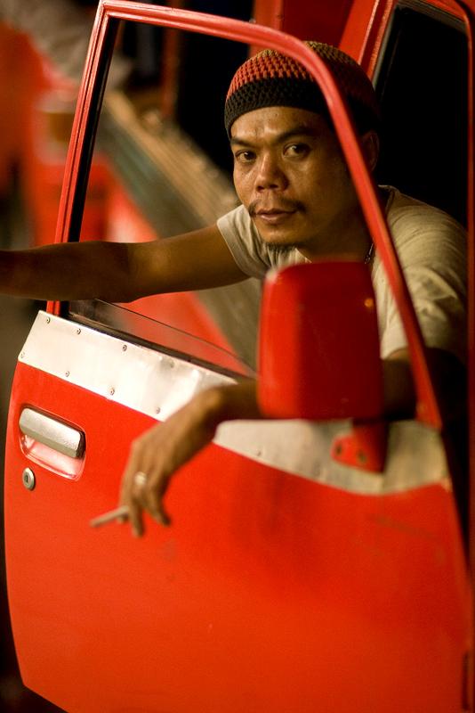 """Bob Marley"" - Sat 3 may  Saw Bob Marley reincarted as taxi driver in Patong"