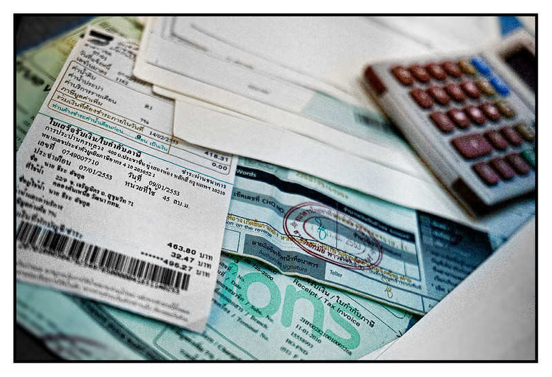 Tue 16 Feb - Expense claim<br /> <br /> After a week of traveling I'm back in office again, and that normally means going through all the receipts to claim expenses... We have a good system for it, but still takes some time to sort all receipts out