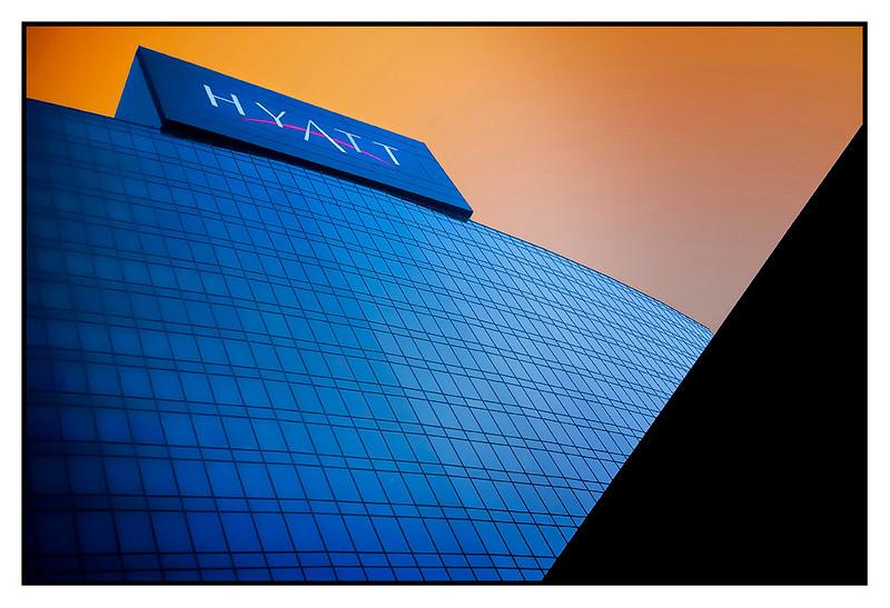 Mon 25 Jan - Hyatt<br /> <br /> A week of meetings in Korea. Thai Airways, 6 hr flight from Bangkok and then check in at Hyatt Seoul.