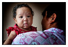 "Sun 11 July<br /> <br /> Bought last dvd""s and then to say high to Stephanie and Patrick and new born twins, Rachel and Patrick. Took a few pictures of twins but as none of them came out as i wanted, this one of Rachel has to do...<br /> <br /> Flying back to Bangkok in the afternoon, and then world cup final yeah yeah"