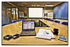 "Wed 12 May - Meeting room<br /> <br /> Felt ""closed in"" mentally in my office today, with no one to discuss ideas with, so then i tried a trick that has worked earlier: moved into the meeting room.... More space for ""ideas""... Somehow it feels that i have a better overview of the region sitting in this meeting room.  Weird, but works for me... : )"