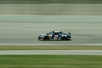 Kevin running at around 160 mph at the Kentucky Speedway.  Of course he is in the passenger seat...