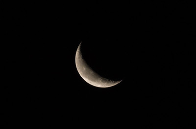 The moon is looking pretty good for it's big day next week.