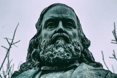 Albert Pike statue will always been one of the strangest statues in DC. He was a Confederate and expressed a strong wish that no monument be made of him. I wonder if this was some kind ruse to get one built for himself.
