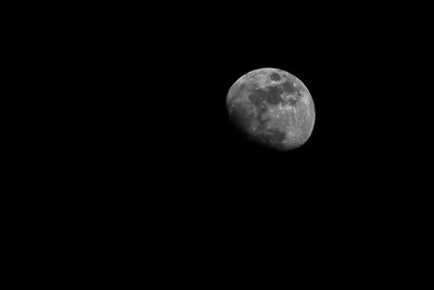 Waxing Gibbous tonight