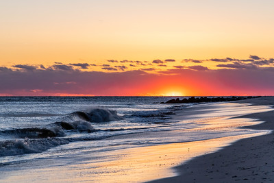 sunset photo by Laura Thistle