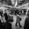Feb 23. Rush hour at Shinjuku