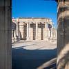 Ruins of Capernaum.