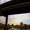 Under the Bridge - Portland, Oregon.