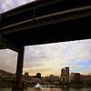 Under the Bridge - Portland, Oregon.