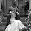 Just Us - Bride and Groom take a quiet moment - Wedding- Portland, Oregon