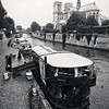 Notre Dame from La Seine - Paris, France.<br /> <br /> 14mm - 1/250 @ f/11 - ISO 400