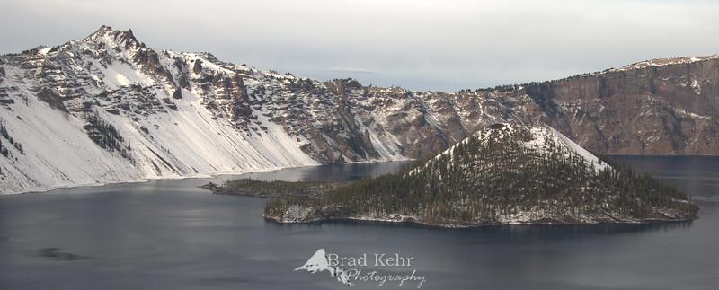Crater Lake - Oregon.