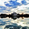 Sunrise over the Tidal Basin - Jefferson Memorial, Washington, DC