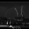 Lightning over Northeast D.C. - Washington, D.C.