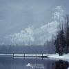Lake MacDonald - Glacier National Park, Montana.