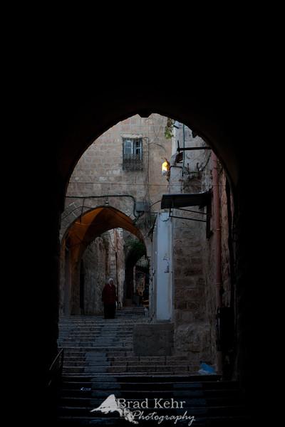 Jerusalem 10.29.2011 (Roof of Austrian Hospice, Mary's Tomb, Arab Market, Holy Sepulchre)
