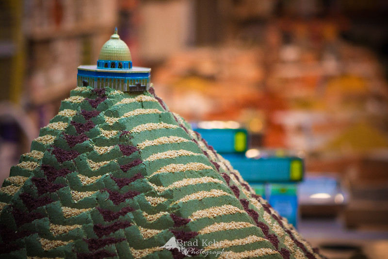 Spice Shop in Arab Market<br /> Jerusalem 10.29.2011 (Roof of Austrian Hospice, Mary's Tomb, Arab Market, Holy Sepulchre)