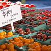 Saturday market in Eastern Market - Washington, DC.