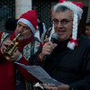 Merry Christmas! <br /> <br /> Singing Christmas Carols in Manger Square in Bethlehem on Christmas Eve.