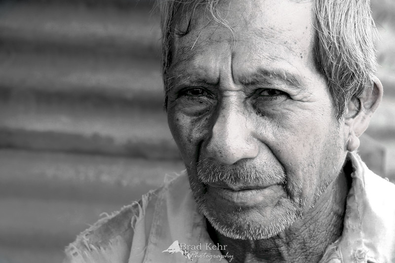 """Village elder. In a village in El Salvador that is developing into a self-governing, self-sustaining community thanks to the microfinance work and education provided by Agros International.  <a href=""""http://www.agros.org"""">http://www.agros.org</a>"""