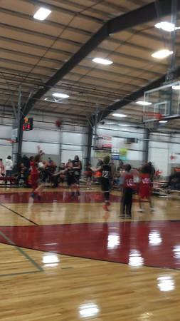 JCA Basketball