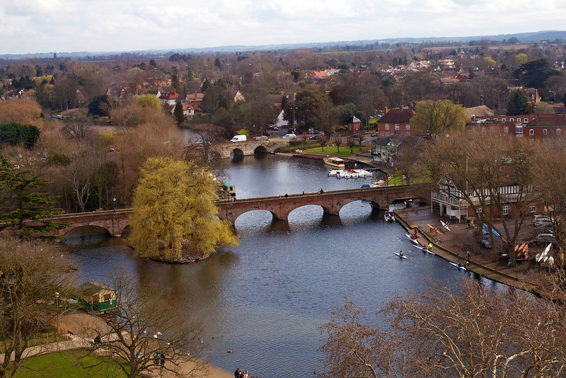 Clopton Bridge - Stratford-upon-Avon
