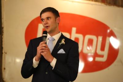 Northfield Wedding Reception