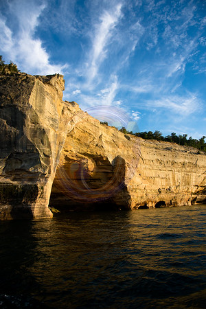 Pictured Rocks - UP Michigan