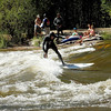 9 June 2013 ( 4h 10mn 00s PM )  Surfing Gunnison river