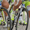 22 august 2012  ( 9h 59mn 55s )...Usa pro cycling challenge 2012 ...Before stage 2 (Gunnison ) 10mn before the start