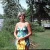 Doris at Bass Lake