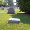 Grandfather's grave Constantine Mich