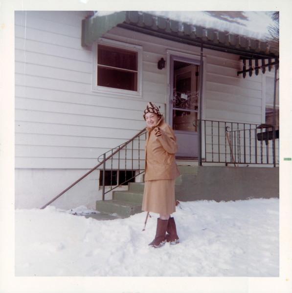 Nell Gribbel Niles, MI 1967