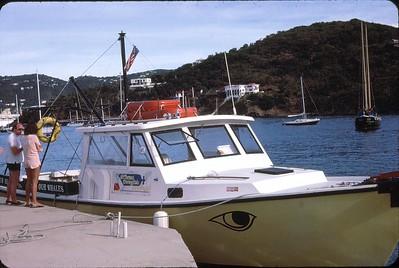 Virgin Islands 1980 NML Trip
