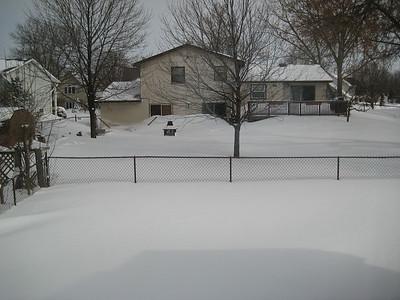 Winter Snow 2011