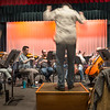"""Pictures & Fairy Tales"" performed by Sonoma County Philharmonic 65-member all-volunteer orchestra, Rehearsal performed on January 24, 2017 at SRHS Performing Arts Auditorium"