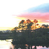 Loretta Scruggs shares this photo of an Ono Island sunset.