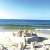 A castle on Gulf Shores Beach from Danny Earl.