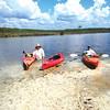 Kayaking in Tarkiln Bayou from Fairhope's John Henderson.
