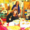 Artworks Studio & Gallery celebrated Owner Talis Jayme's birthday on October 1