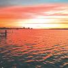 Sunset On Little Lagoon