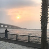 Sunrise at Perdido Pass from Donnie Canaan.