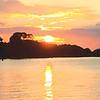 Jan Jones shares a Ft. Morgan sunset.