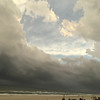 During the Storms in Gulf Shores by Marie Wisor