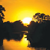 Dennis Whitney's Canal Sunset.