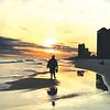 Sunset in Orange Beach