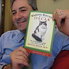 "November 17 2009 - An advance copy of Making Rounds with Oscar: The extraordinary Gift of an Ordinary Cat by my friend, David Dosa.  Oscar is a cat who lives on the dementia unit at a local nursing home. He holds vigils with dying persons where he sits and often comforts the family. A brief story in the NEJM led to this excellent book by David. I got to read early drafts -- as soon as I finish the grant, I am going to read my advance copy. Very exciting - lot of hard work by David! WAY TO GO DAVID..  for further info, see  <a href=""http://www.daviddosa.com"">http://www.daviddosa.com</a>"