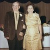 Floyd and Frances Mutchler (PaPa's Parents) on their 50th wedding anniversary