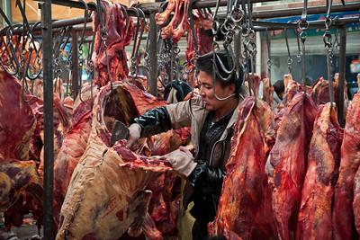 Chuannan Market, Litang